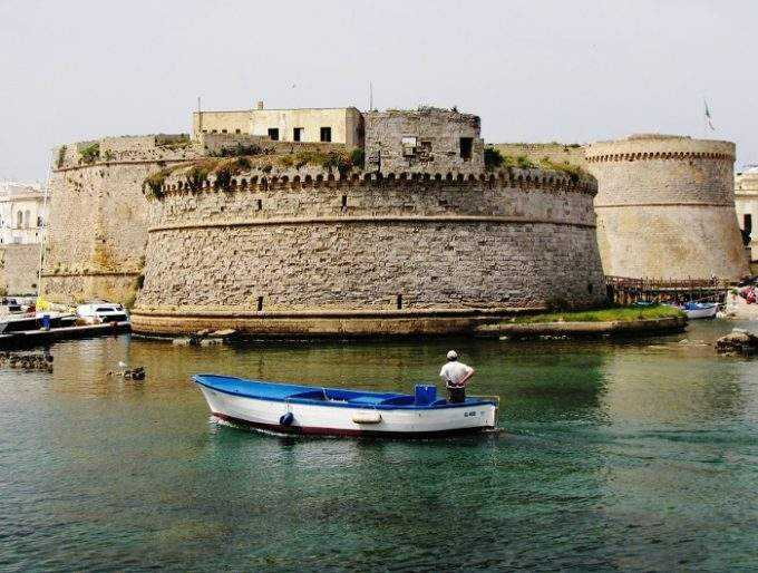Castello Aragonese di Gallipoli